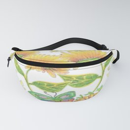 Butterfly Reunion Fanny Pack