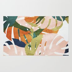 Monstera delight Rug
