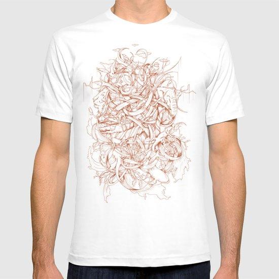 Water,Earth & Air | VACANCY zine | T-shirt