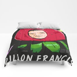 Strawberry Francis Comforters