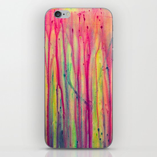 Abstract Painting 22 iPhone & iPod Skin