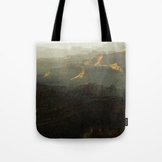 The Grand Canyon Sunset Tote Bag