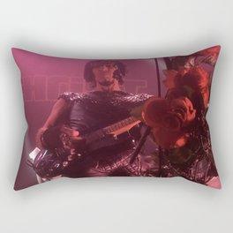 Valor Kand of Christian Death Rectangular Pillow