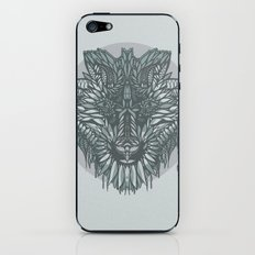 Soul Wolf iPhone & iPod Skin