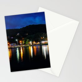 Lagoon Lights Stationery Cards