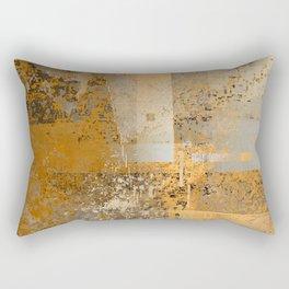 radiant pixels. again Rectangular Pillow