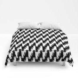 Meowstooth Comforters