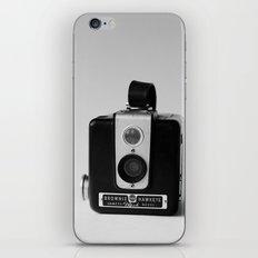 Brownie Hawkeye iPhone & iPod Skin