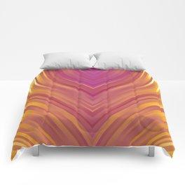 stripes wave pattern 3 lsi Comforters