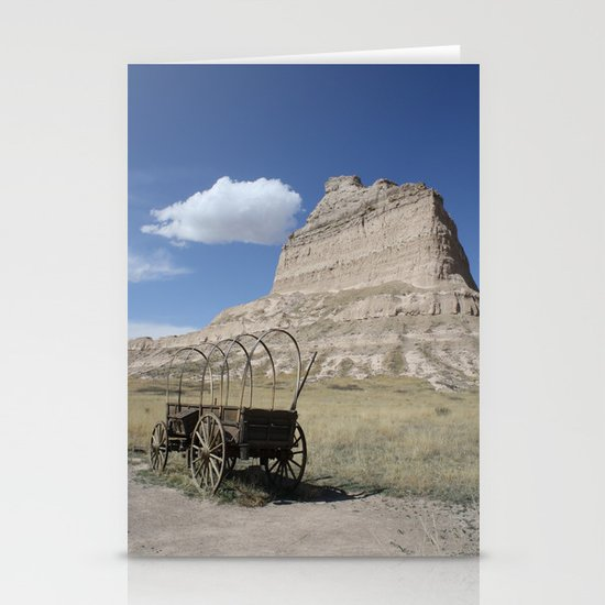 Trail's End Stationery Cards