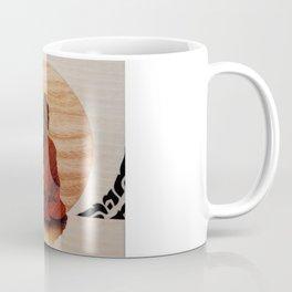 Buddha marquetry Coffee Mug