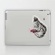 Zombie Squirrel Laptop & iPad Skin