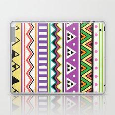 Colouful Aztec Laptop & iPad Skin