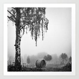 Harvest III Art Print