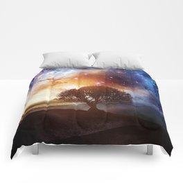 Wish You Were Here (Chapter III) Comforters