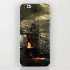 Thames Battle iPhone & iPod Skin