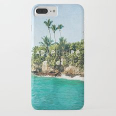 Adventure Awaits iPhone 7 Plus Slim Case