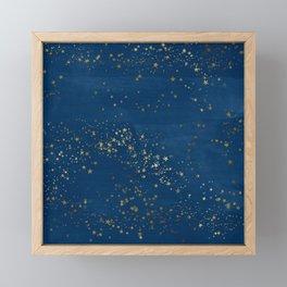 Exploring the Universe 7 Framed Mini Art Print