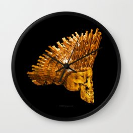 WAR MONGER 105 Wall Clock