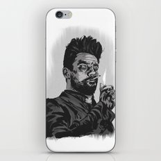Jesse Custer Preacher iPhone & iPod Skin