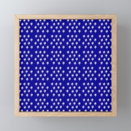 Stars 24- Framed Mini Art Print
