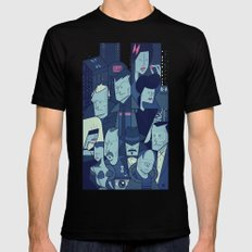Blade Runner Black MEDIUM Mens Fitted Tee