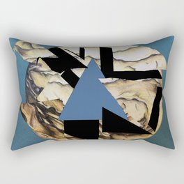 In the cut Rectangular Pillow