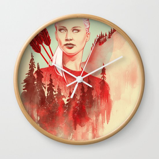 The Games Wall Clock