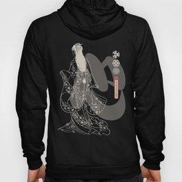 Hokusai - Beauty Geisha Hoody