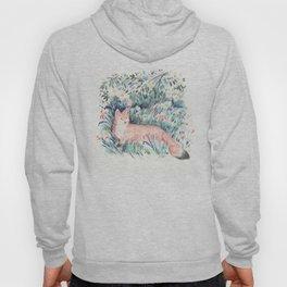 Fox in the Meadow Hoody