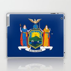 New York State Flag Laptop & iPad Skin