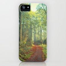 Morning Walk iPhone (5, 5s) Slim Case
