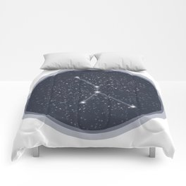 Cancer Constellation Comforters