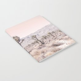 Joshua Tree Notebook