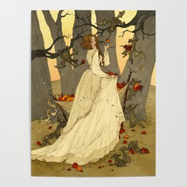 The Goblin Market Poster