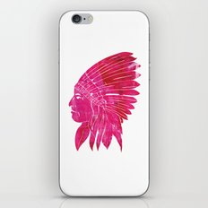 Chief iPhone & iPod Skin