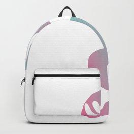 Semicolon Liv Suicide Awareness For A Mental Supporter design Backpack
