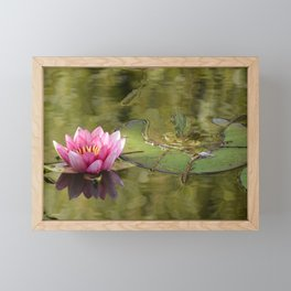 Reflections of Beauty Framed Mini Art Print