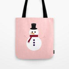 Snowman 2016 Tote Bag