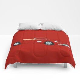 Ferris Bueller's Day Off Comforters