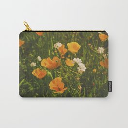 California Poppies 008 Carry-All Pouch