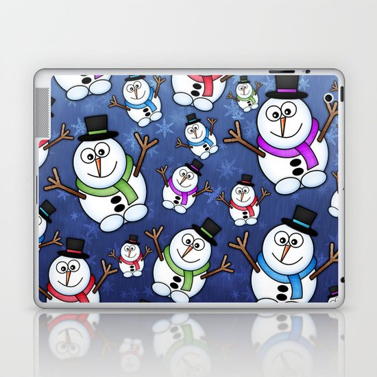 Frosties The Snowmen. Laptop & iPad Skin