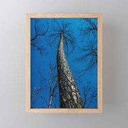 After the fire Framed Mini Art Print