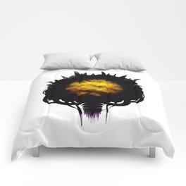 Zebes Comforters