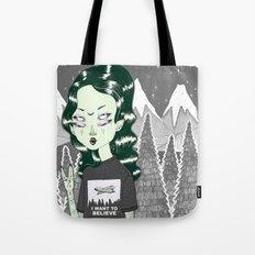 ☽ ZELINA ☾ Tote Bag