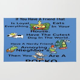 Your A Rocko Rug
