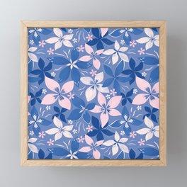 Flores Framed Mini Art Print