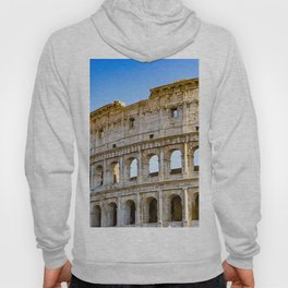 Vita Bellissima (Beautiful Life): Colosseum in Rome, Italy Hoody