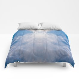 A Cloud Reflection Comforters
