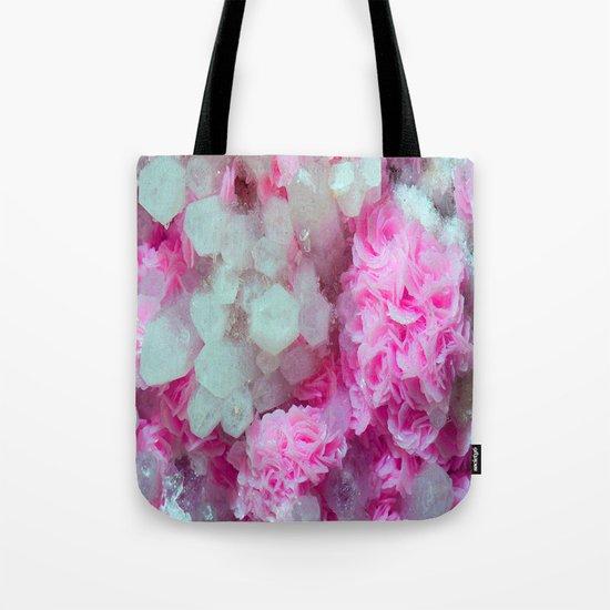 Desert Love Rose | Merry Crystals Tote Bag